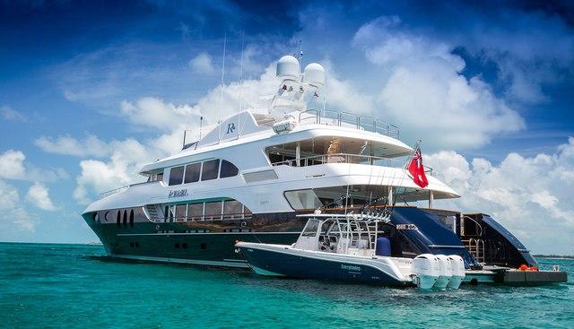 Rebel Charter Yacht - 7