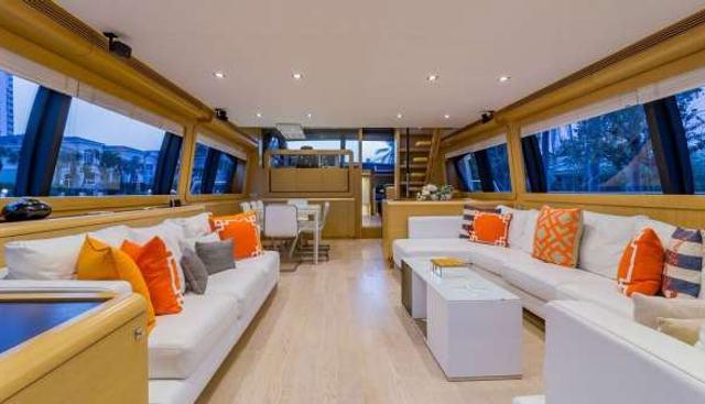 Golden Belle Charter Yacht - 2