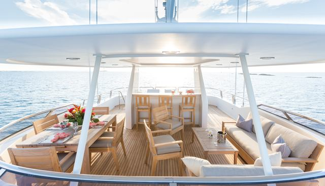 The B&B Charter Yacht - 4