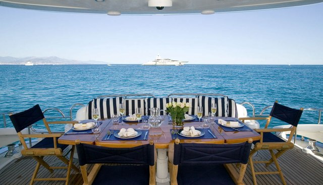 Lady Esther Charter Yacht - 3