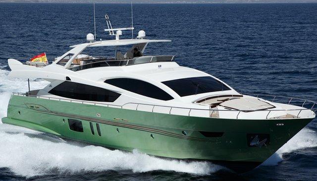 Krista Charter Yacht - 4
