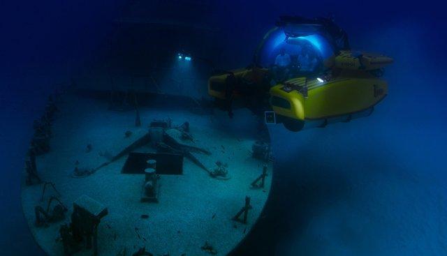 U-Boat Navigator Charter Yacht - 8