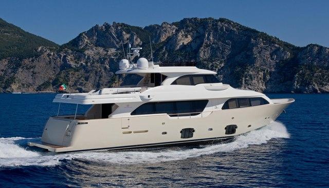 Saudades Charter Yacht - 3