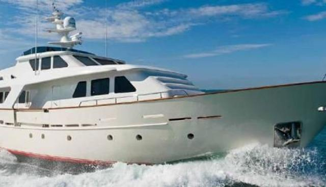 Laziza Charter Yacht