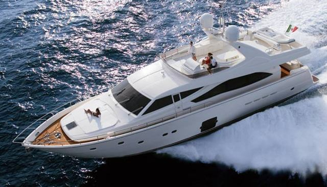 One and Only Charter Yacht