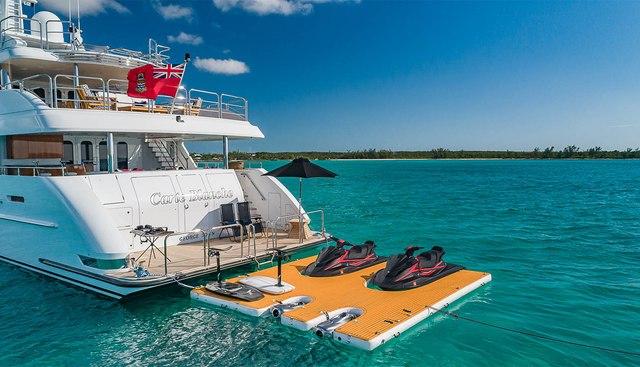 Carte Blanche Charter Yacht - 5