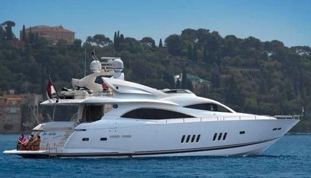 Sunseeker 90 Charter Yacht