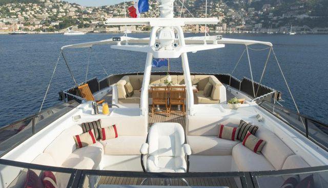 Atlantic Endeavour Charter Yacht - 4