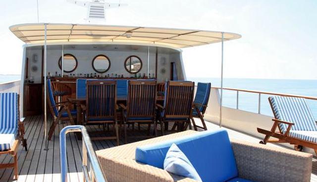 Osprey Charter Yacht - 4