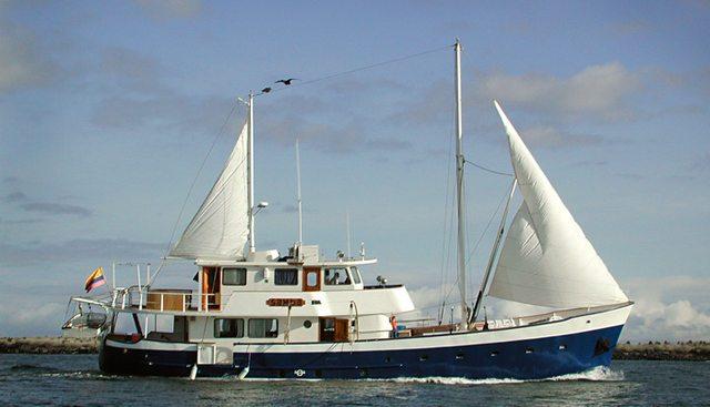 The Samba Charter Yacht