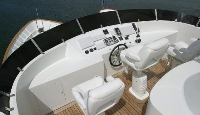 History Charter Yacht - 7