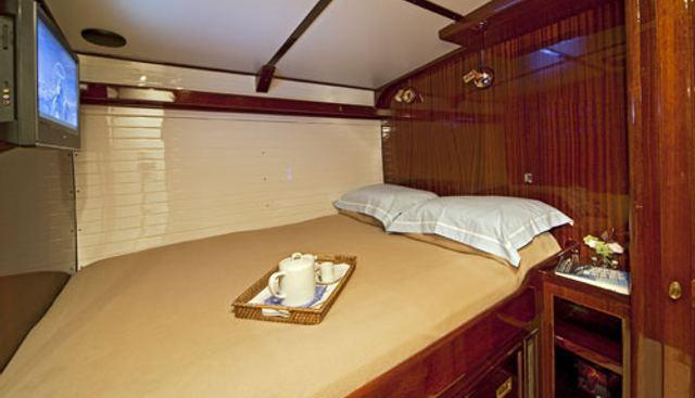 Dark Star of London Charter Yacht - 4