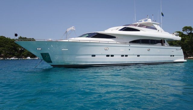 Lady Marcelle Charter Yacht