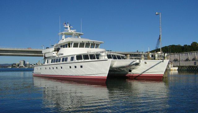 Bonefish Charter Yacht - 2
