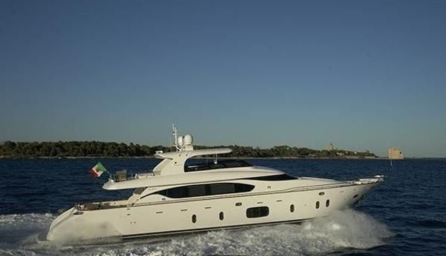 Efficient Propulsion Charter Yacht - 6
