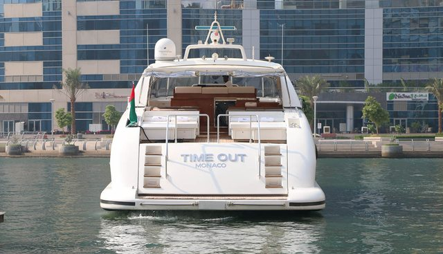 Time Out Monaco Charter Yacht - 5