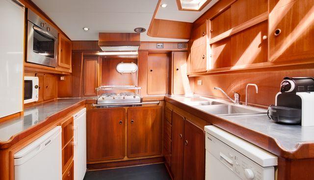 Restless Spirit Charter Yacht - 6