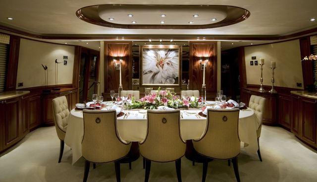 Rent Spent Charter Yacht - 8