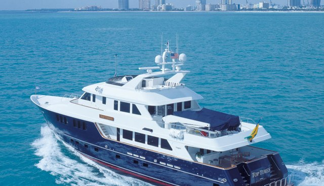 Child's Play Charter Yacht - 2