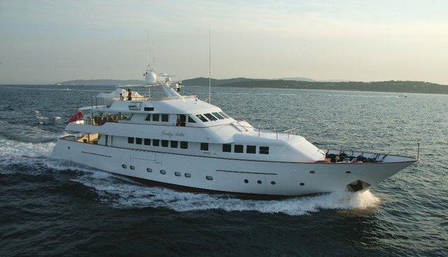 Lady Aida Charter Yacht - 2