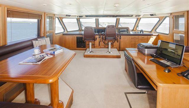 Silent World II Charter Yacht - 5
