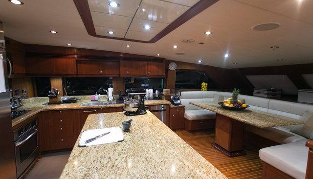 Beachfront Charter Yacht - 5