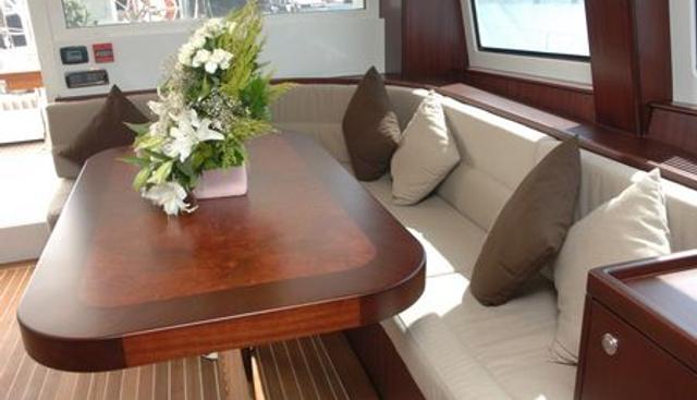 Rosinante Charter Yacht - 5