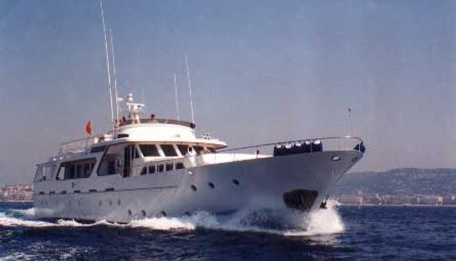 Lady Roxanne Charter Yacht - 6