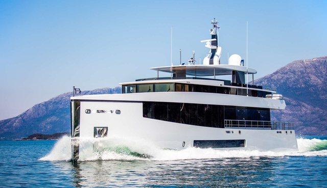 Kamino Charter Yacht - 6
