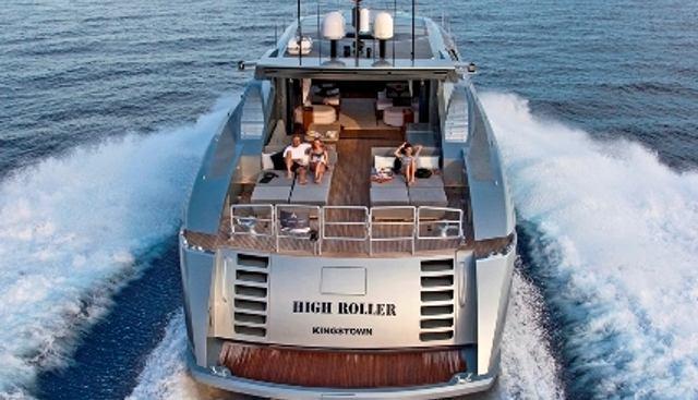 High Roller Charter Yacht - 5