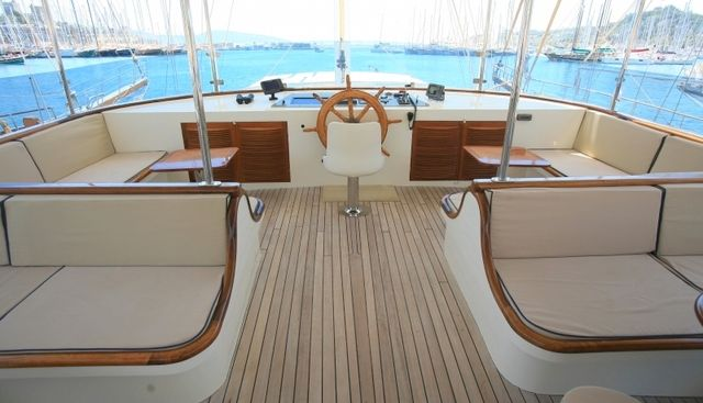 Aegean Clipper Charter Yacht - 3