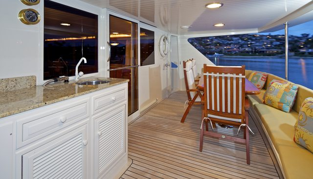 Whiskey Dawn Charter Yacht - 3