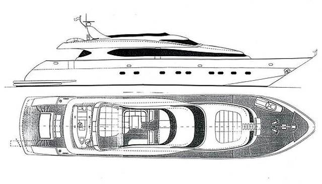 Sweet Dreams Charter Yacht - 2