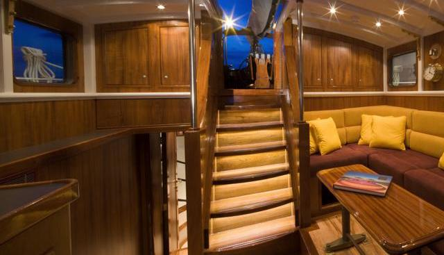 Lady Thuraya Charter Yacht - 5