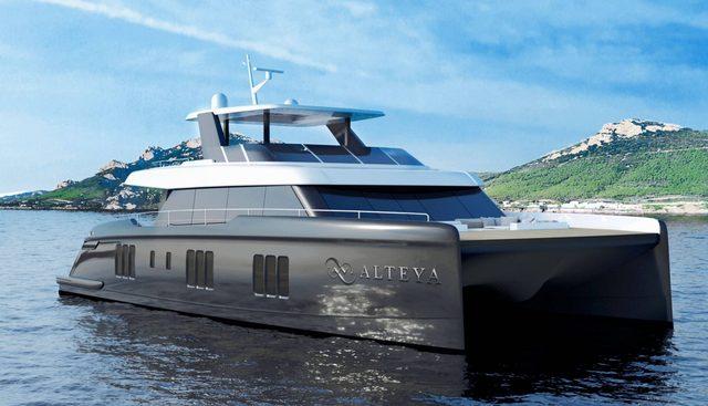 Alteya Charter Yacht