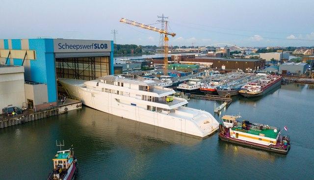 Feadship 1009 Charter Yacht - 4