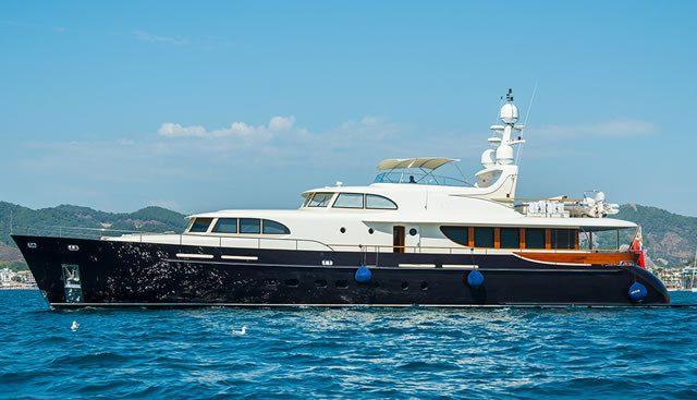 Maisha Charter Yacht