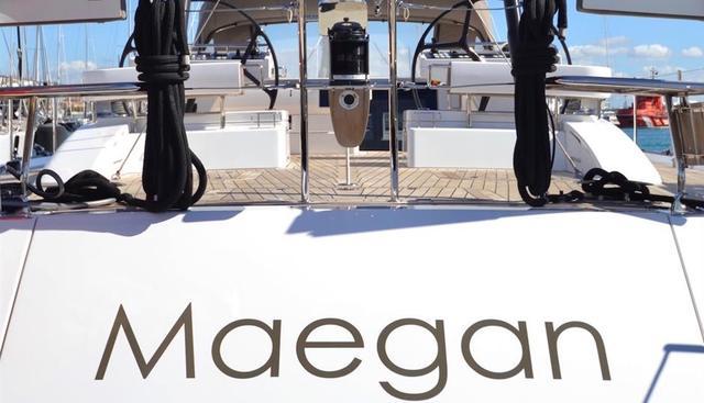 Maegan Charter Yacht - 2