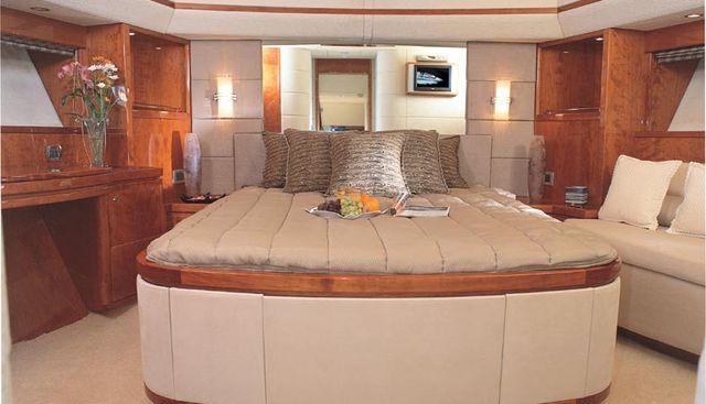 Majesty 88 Charter Yacht - 8
