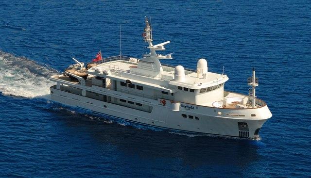 Sea Hunter Charter Yacht