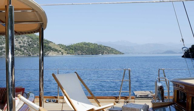 Eugenia VII Charter Yacht - 3
