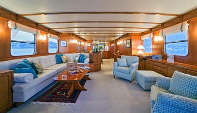 La Fidanzata Charter Yacht - 6