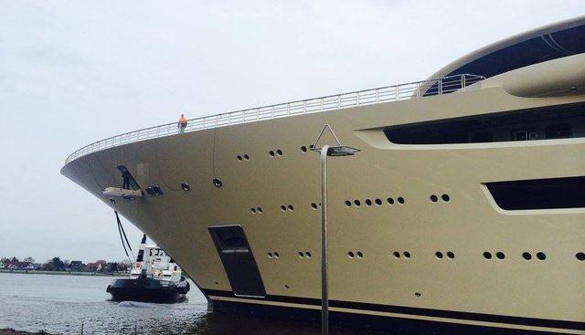 Dilbar Charter Yacht - 7
