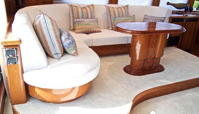 Bamboleo Charter Yacht - 4