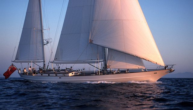 Foftein Star Charter Yacht