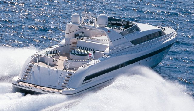 Mina Charter Yacht - 5