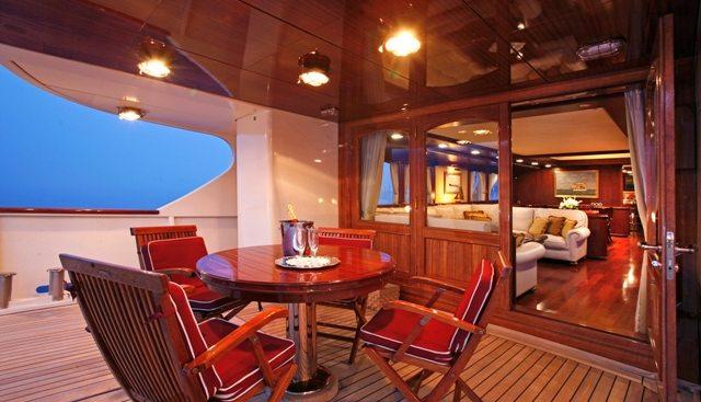 Montrevel Charter Yacht - 4