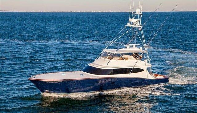 Cane Pole Charter Yacht