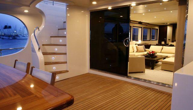 Grace Kelly Charter Yacht - 5