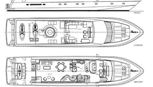 Triple Net Charter Yacht - 6